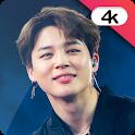 Jimin Wallpaper HD 4K for Jimin BTS Fans icon