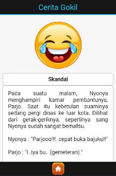 Download Cerita Gokil Abis Aplikasi Versi Apk Terbaru Untuk