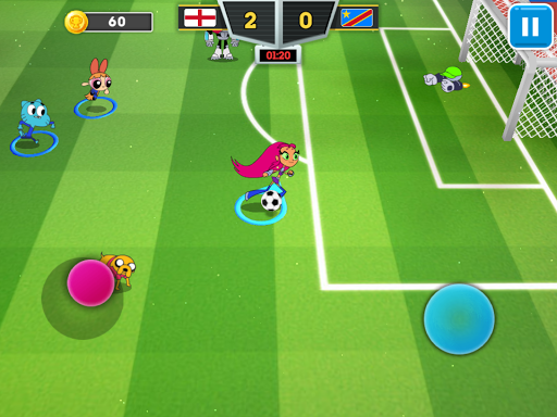 Toon Cup 2018 - Cartoon Networku2019s Football Game 1.0.15 gameplay | by HackJr.Pw 17