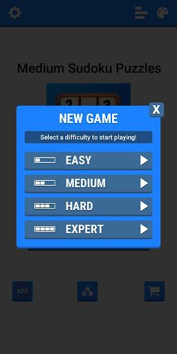 Medium Sudoku Puzzles 1.2.4 screenshots 6