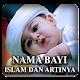 Nama Bayi Islam Dan Artinya APK