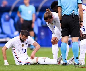 Plus de peur que de mal pour Karim Benzema ?