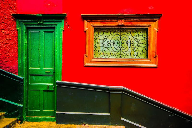 the Doors of perception, Room 201 di David Ph