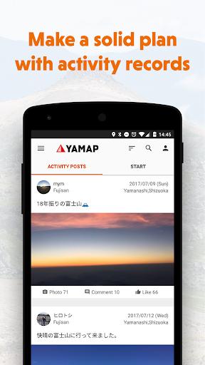 YAMAP - Social Trekking GPS App - 5.3.8 Windows u7528 4