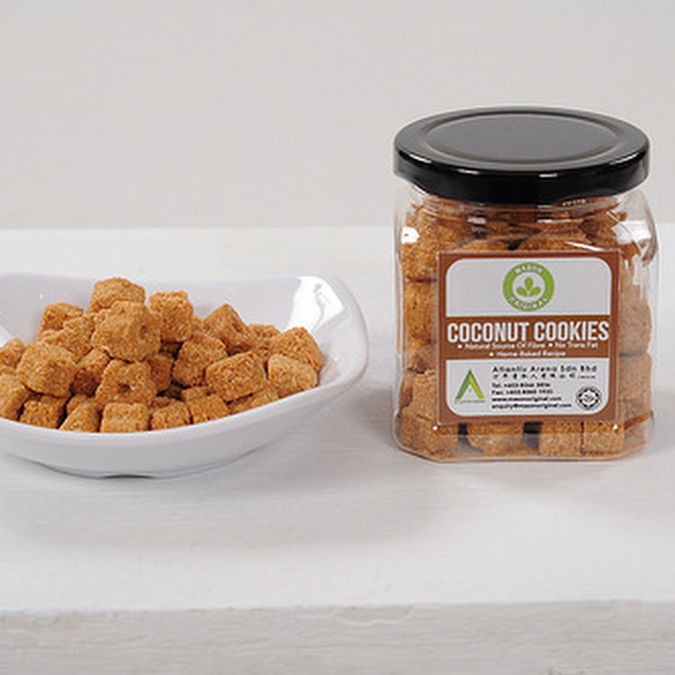Mason Original Coconut Cookies (100g)