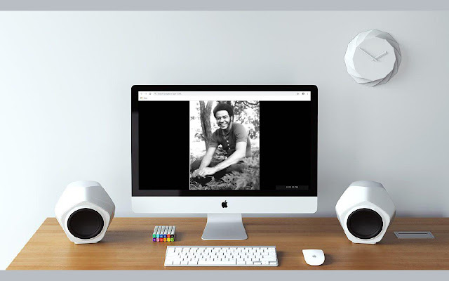 Bill Withers New Tab & Wallpapers Collection