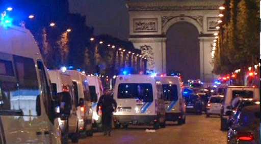 Terror strikes Paris; Trump sends condolences