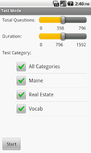Maine Real Estate Exam Prep - náhled