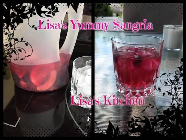 Lisa's Yummy Sangria