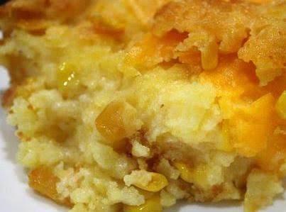 Quick Corn Casserole Recipe