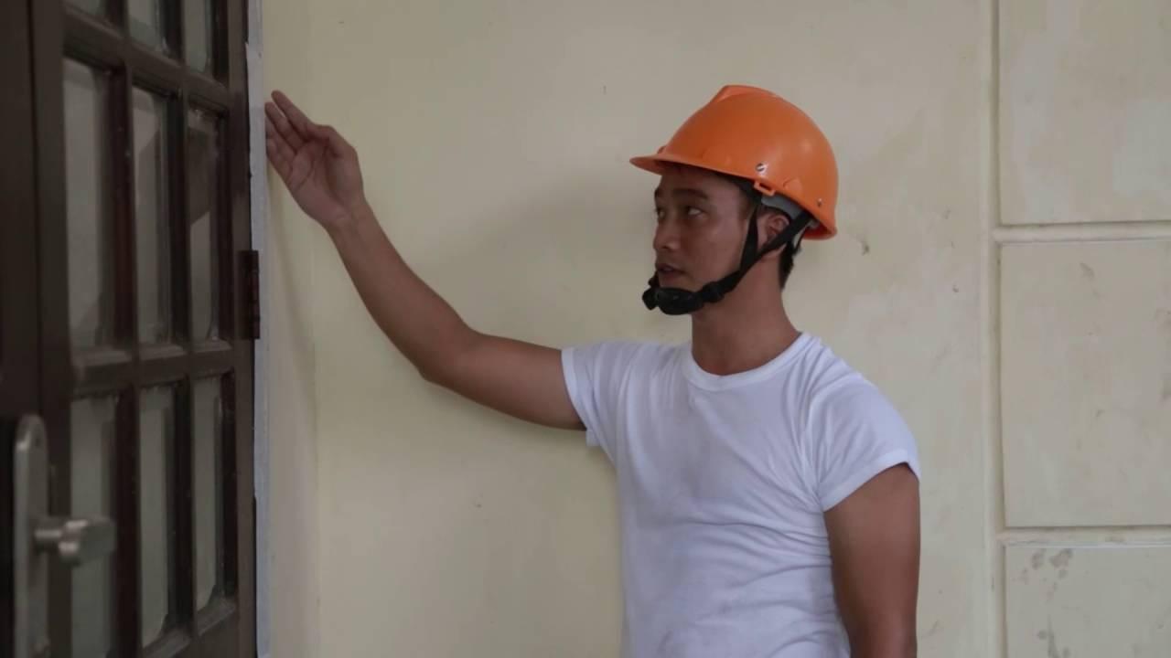 sơn lại nhà cũ như thế nào