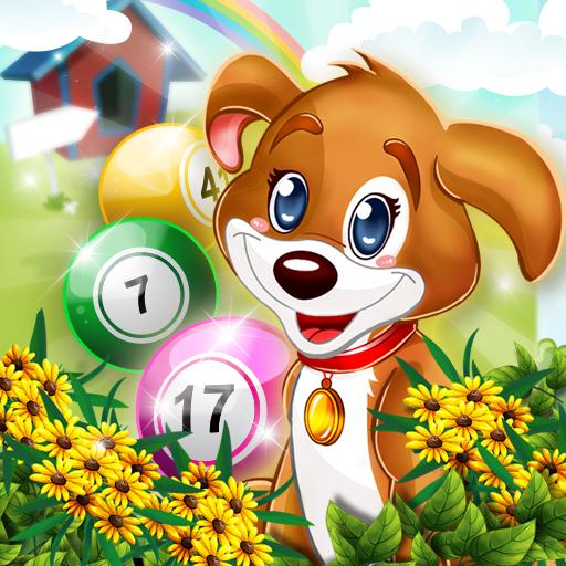 Bingo Pets Party: Dog Days Icon