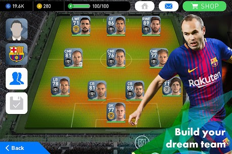 PES 2017 PRO EVOLUTION SOCCER 1.2.2 MOD (Unlimited Money) Apk + Data 3
