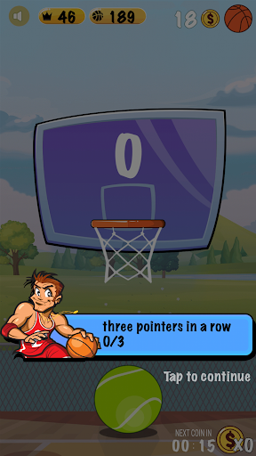 Basketball Dream 1.1.3 screenshots 2