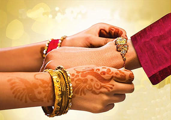 Raksha Bandhan : Get Different Types Of Rakhi For Your Brothers