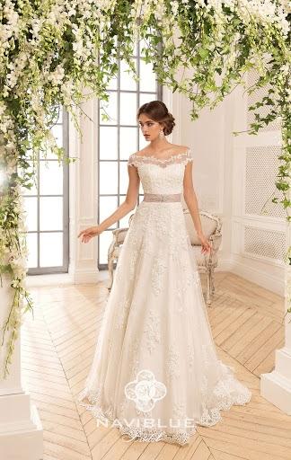 f688ead45e5312 Платье Kindy 15345 от Naviblue Bridal - 48400 руб.