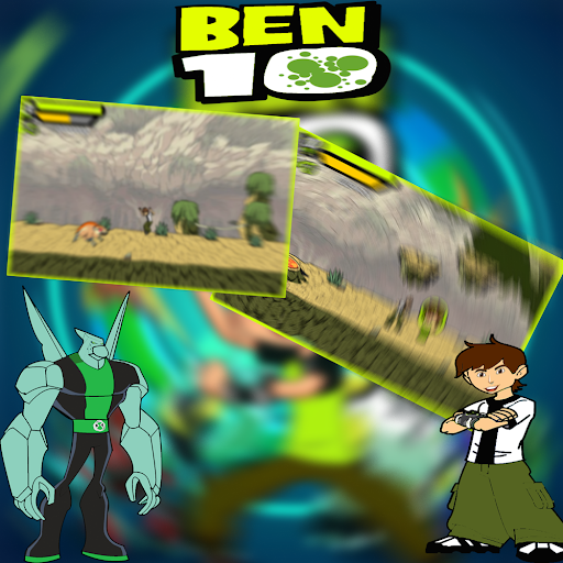 Ben Jungle 10 Adventures