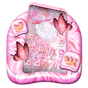 Rose Pink Launcher Theme icon