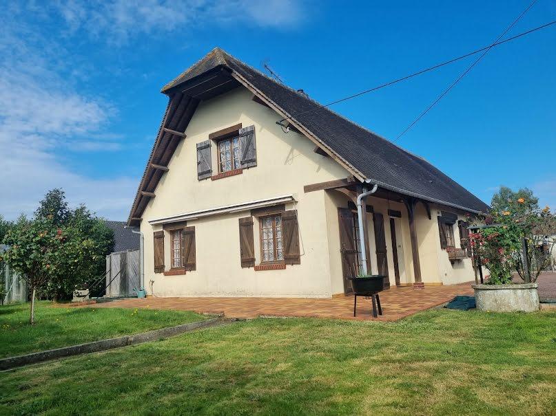 Vente maison 4 pièces 88 m² à Beuzeville (27210), 217 300 €