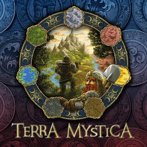 Terra Mystica - Настольные