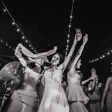 Wedding photographer Daniela Díaz burgos (danieladiazburg). Photo of 20.06.2018