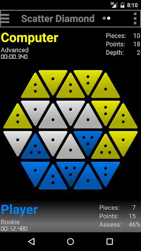 Scatter Diamond AddOn