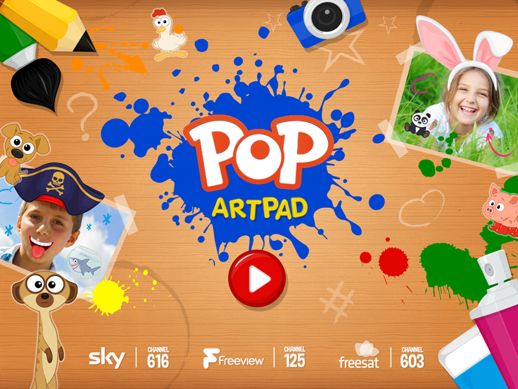 POP ArtPad- screenshot
