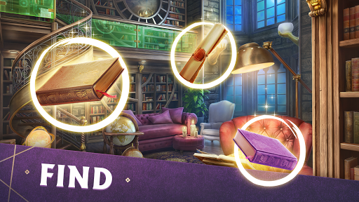 Mystery Manor: hidden objects  screenshots 4