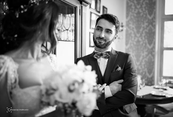 Свадебный фотограф Бессарион Чахвадзе (Bessarion). Фотография от 16.02.2018