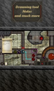 Dungeon Master Grid Screenshot