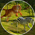 Safari Sniper Survival Hunting icon