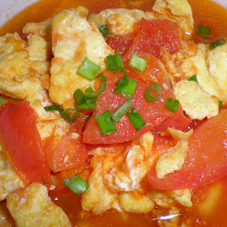 Eggs and Tomatoes Recipe