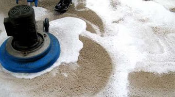 Carpet Shampoo machine