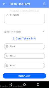 Hospi Mobile - náhled
