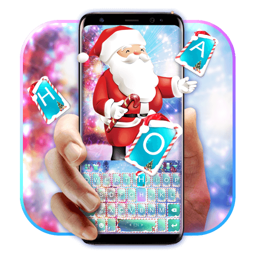 Dreamy Christmas Keyboard Theme Icon