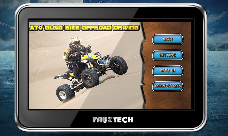 Quad Bike Driving 3d Android Apps On Google Play