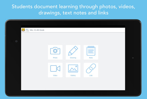 Seesaw: The Learning Journal Screenshot