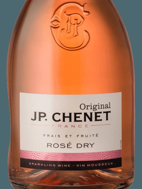 Logo for J.P. Chenet Dry Rose Prosecco