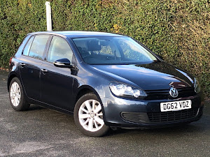 2012 VOLKSWAGEN GOLF MATCH TDI B TECH DSG