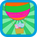 Baby Balloon Journey icon