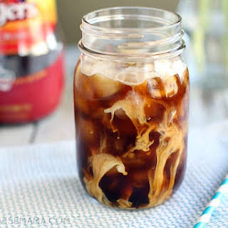 Instant Iced Coffee.