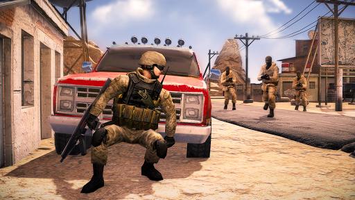 US Army Commando Strike Battlegrounds download 2