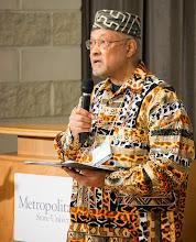 Photo: Okogyeamon (Herbert Perkins) FREC co-host
