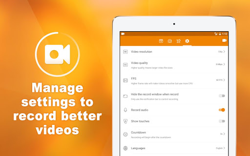 DU Recorder – Screen Recorder, Video Editor, Live