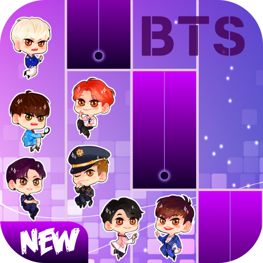 Icon for BTS Chibi Piano Tiles