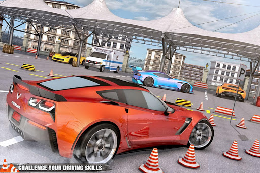 Prado luxury Car Parking Games 2.0 screenshots 1