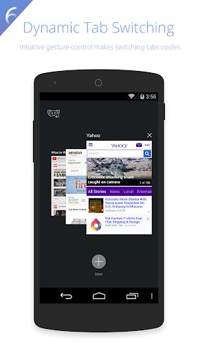 UC Browser HD screenshot 6