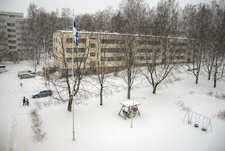 Photo: December 6th in Helsinki, Finland - Independence Day 2012 #Finland