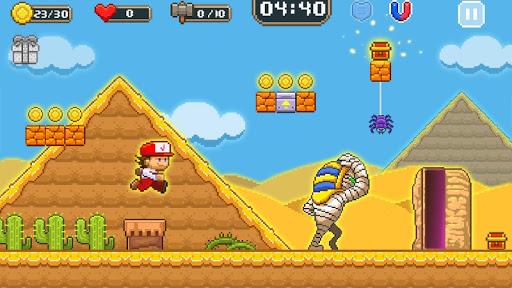 Super Jim Jump - pixel 3d 3.5.5002 screenshots 5