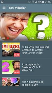 YapYap Videoları screenshot 4
